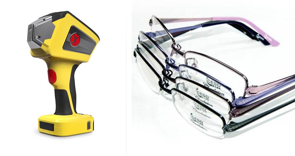 莱雷科技XRF在眼镜架含量检测中的应用