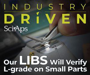 手持式LIBS能检测L级不锈钢小型零件吗?