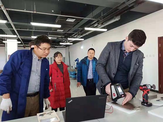 手持式LIBS测碳光谱仪在石油管道上的应用