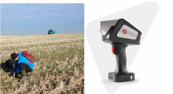 利用SciAps手持LIBS扩大全球土壤管理